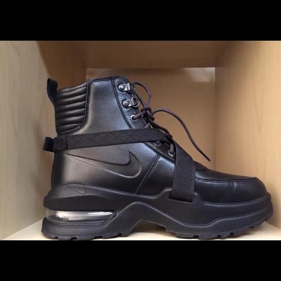 64caa629e63 Nike Air Max Goadome Boots Size 8.5